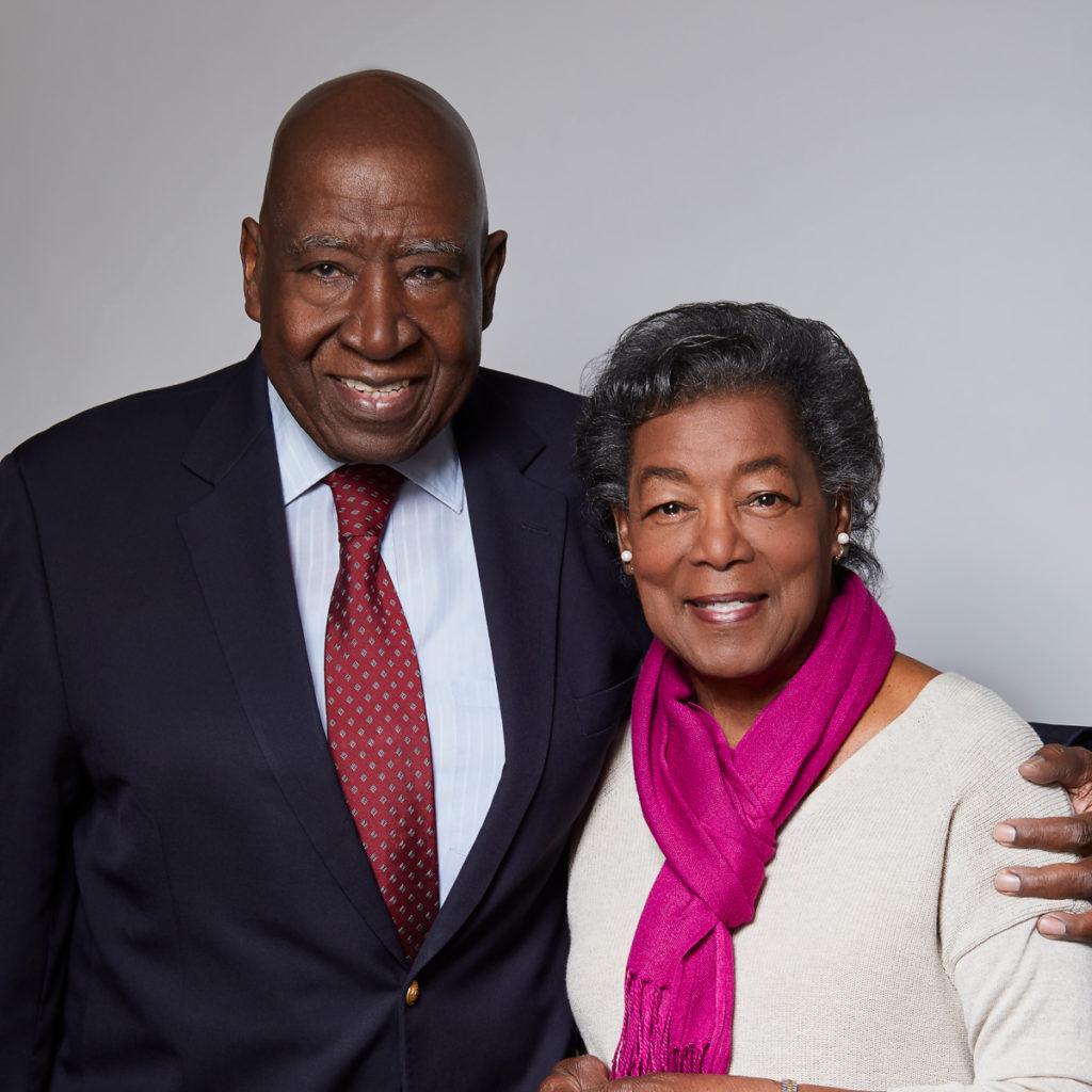Robert and Helen Singleton